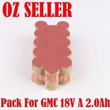 Battery Repacking Pack For GMC 18V A 2.0Ah BN18SB TRM18V 1G18B 1HR,3G18B,2G18B