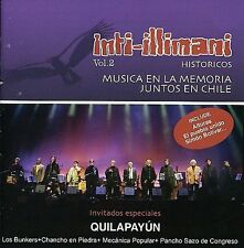 Historicos, Vol. 2: Musica en La Memoria Juntos en Chile by Inti-Illimani...