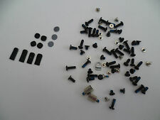 HP COMPAQ 8710w LAPTOP SCREWS & RUBBER COVERS