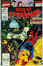 Web of Spiderman Annual # 6 (USA, 1990)