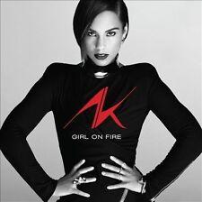 Girl on Fire [Digipak] by Alicia Keys (NEW CD, Nov-2012, RCA)