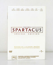Spartacus (2-Disc Special Edition) DVD, Region 4, As New, Stanley Kubrick