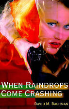 NEW When Raindrops Come Crashing by David Bachman