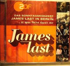 """CD - """"DAS SONNTAGSKONZERT 5. MAI 1974 OPEN AIR"""" - JAMES LAST+neu+ovp++"""