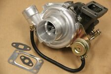 2.5'' V-Band T3/T4 Turbocharger + Internal Wastegate Turbo Charger Turbine .63AR