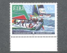 Ireland-Volvo Yacht race 2012 mnh -Sailing