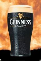 GUINNESS BEER ~ SURGE 24x36 POSTER Draught Liquor NEW/ROLLED!