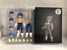 S.H Figuarts Dragon Ball Z Kong Studios T.O.P Super Saiyan Blue Evolution Vegeta