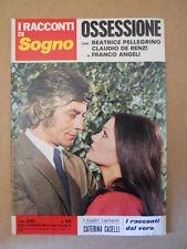 I Racconti di Sogno n°93 1973 Fotoromanzo Anni 70 - Caterina Caselli  [G581]