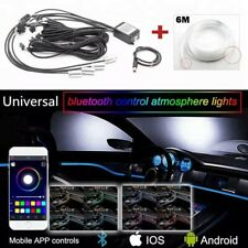 Auto Innenraum Beleuchtung Bluetooth Android IOS 6m FIT Ambiente Light LED