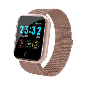 Smart Watch For IOS Android IPhone Samsung LG Smartwatch Men Kids Watches Gift