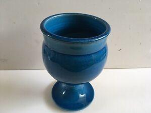 Antique danish pottery, Kahler (Kähler) vase, signed and stamped as original.