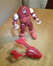 THE UNCANNY X-MEN JUGGERNAUT POWER PUNCH 100% MARVEL TOY BIZ 1991 ACTION FIGURE