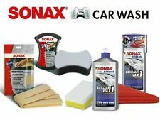 Brilliant Wax Fahrzeugpflege Versiegelung Hochglanz Lack Xtreme Sonax Pflege Set