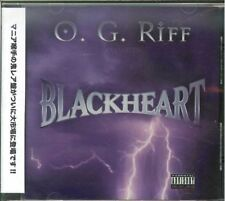 O.G. RIFF-BLACKHEART-JAPAN CD O75