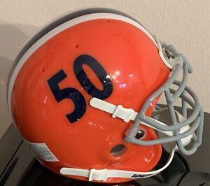 Bears ILLINOIS FIGHTING ILLINI 1961-64 DICK BUTKUS Edition Football Mini Helmet