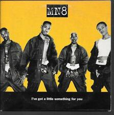 CD SINGLE 2 TITRES--MN8--I'VE GOT A LITTLE SOMETHING FOR YOU--1995