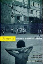 Armenia Survival Portraits 1988 Earthquake Azerbaijan' Pogroms Nagorno-Karabakh