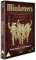 Nuevo The Tres Musketeers/ The Four Musketeers DVD (OPTD1248)