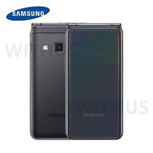 Samsung Galaxy Folder2 32G SM-G160N Unlocked LTE 2021 NEW Red / White / Grey