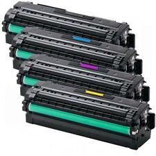 For SAMSUNG CLT-K505L C505L Y505L M505L TONER SET ProXpress SL C2620 DW C2670FW