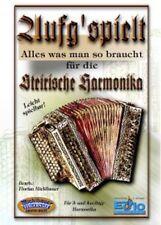 Michlbauer: AUFG'SPIELT Alles was man so braucht für Steirische Harmonika NOTEN
