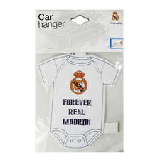 REAL MADRID FC KIT BABY ON BOARD CHILD SIGN CAR ACCESSORIES WINDOW NEW GIFT XMAS