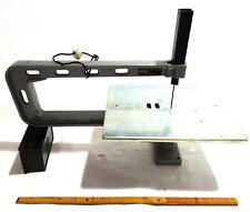 Smalcalda Zusatzgerät Laubsäge ZLS 480 für Bohrmaschine HBM 480.1, Sägetisch