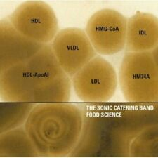 THE SONIC CATERING BAND - FOOD SCIENCE   CD NEUF