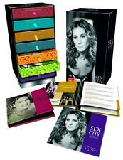 SEX AND THE CITY - COMPLETE SEASONS 1-6 ULTIMATE DVD COLLECTION 19 DISC BOX SET