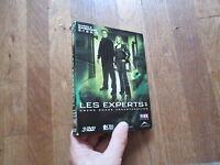 DVD SERIE TV LES EXPERTS CSI saison 2 episodes 2.1 a 2.12 3 dvd