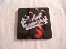 "Judas Priest ""British Steel"" 2009 Rare Limited metal Box  Sony music Rec.  NEW"