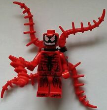LEGO ® MARVEL SUPER HEROES Personaggio Carnage NUOVO merce nuova Shield Ultimate Spider-Man