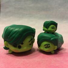 Authentic Disney Tsum Tsum Stack Vinyl Disgust set of 3 sizes FREE SHIP $25
