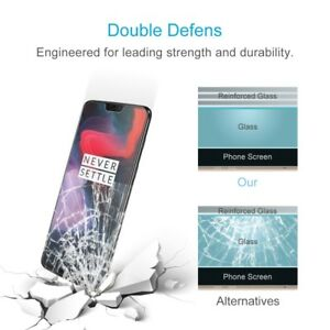 Genuine  Glass Screen Protector for OnePlus 6 OnePlus  5  OnePlus 5t