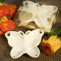 Butterfly Shaped Trinket / Candy Dish from the Porcelain Remembrances Collection