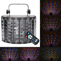 LED Sound Active Stage Light Lighting Projector DMX Laser Beam Disco DJ Party