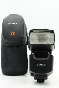 Sony HVL-F43AM Compact External Shoe Mount Flash #242