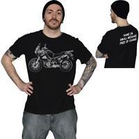Super Tenere Motorcycle  Motorbike Biker  T-shirt