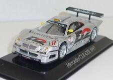 MAISTO MERCEDES-BENZ CLK-GTR 1997 #11 trajets voiture 1:43
