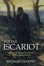 Judas Iscariot by Harvey, Richard  New 9781532639555 Fast Free Shipping,,