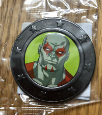 DRAX The DESTROYER COIN from Wonder Ball MARVEL AVENGERS GUARDIANS Of GALAXY
