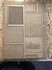 The Elms 1954 yearbook New York State College for Teachers Buffalo NY
