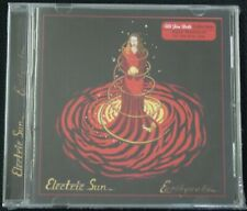 Electric Sun - Earthquake CD + 3 BT (2002, Steamhammer) Remastered Official Copy