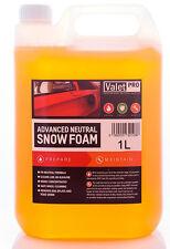 Valet PRO Advanced Neutral Snow Foam / Pre Wash-Shampoo / Wheel Cleaner pH / Car