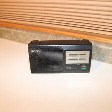 Sony AM/FM Transistor Radio ICF-24
