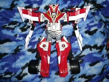 Bandai Power Rangers Megaforce Gokaiger DX Turbo Falcon Zord Engine Machalcon
