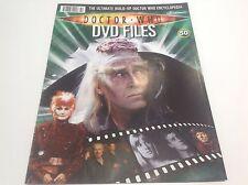 DOCTOR WHO DVD FILES MAGAZINE - PART 50 - ENCYCLOPEDIA - MAWDRYN UNDEAD