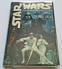 Original STAR WARS Hardcover, (1st Edition, 1st Print), Code S27, George Lucas