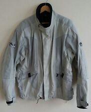 Men's Exero Cream Motorcyle Jacket Size XL